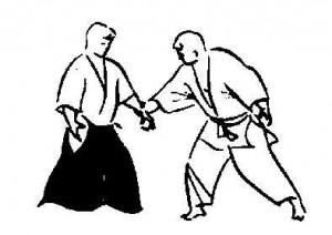 Katate tori - Aikido