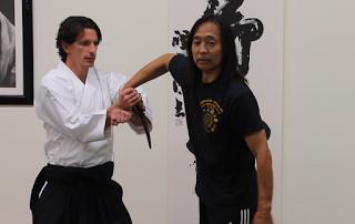 Teknik Tanto Aikido